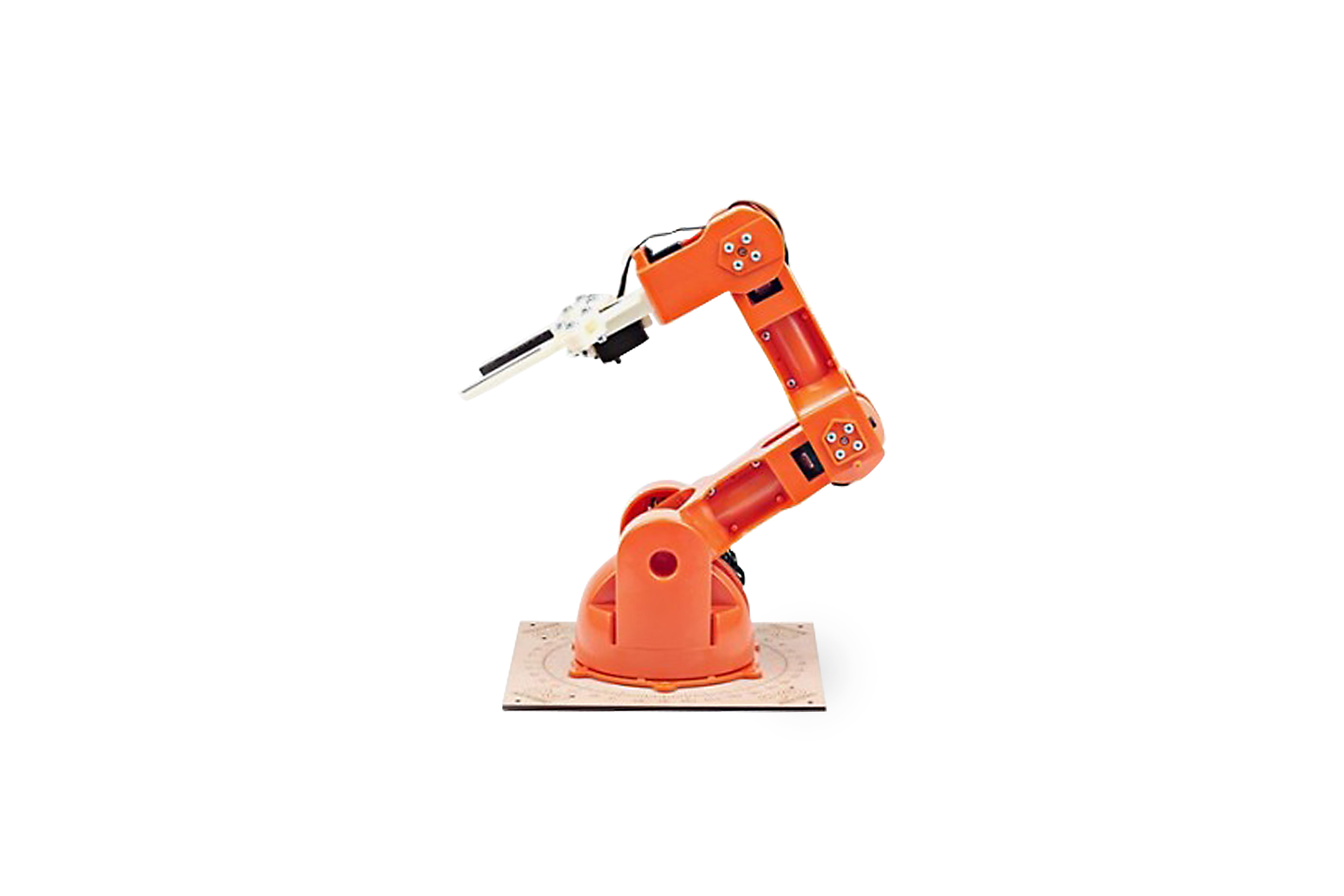 Bras robotique Tinkerkit Braccio Arduino