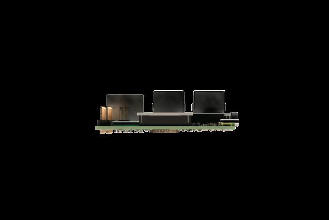 A product image for Carte mère Raspberry Pi 4 avec 4GB de SDRAMLPDDR4
