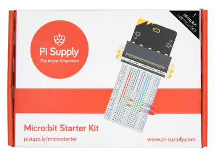 A product image for Pi Supply Micro:Bit Starter Kit