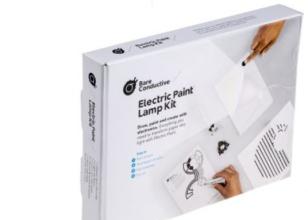 Kit de lampe de peinture électrique