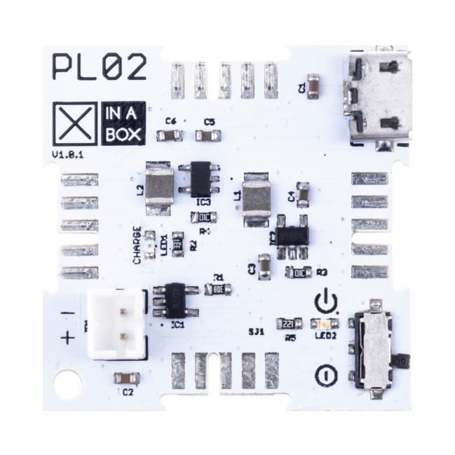 A product image for XinaBox LoRaWAN IoT Starter Kit