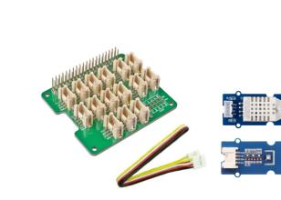 Qualité de l'air Kit pour Raspberry Pi