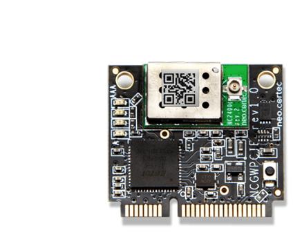A product image for NeoCortec – Neomesh NC2400C Interface Module MiniPCI Express – PCINC2400C