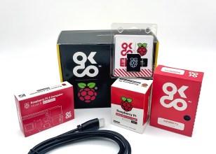 Raspberry Pi 4 Kit de base 4GB version UE