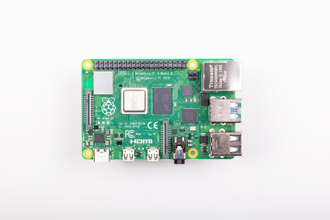 A product image for Raspberry Pi 4 MODELE B – 8GB