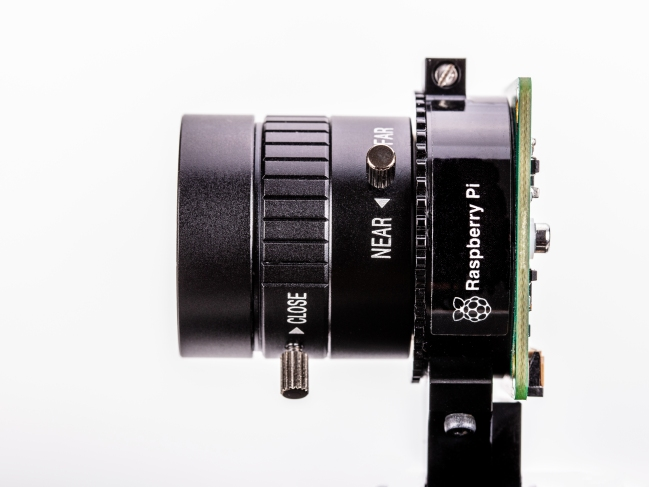 A product image for 6mm Wide Angle Lens