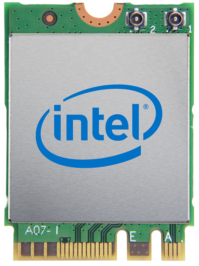 A product image for Intel® Dual Band Wireless-AC 8265 Adaptor