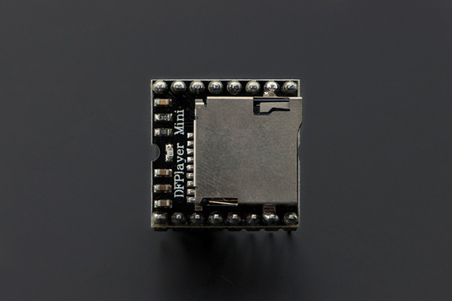 A product image for DFPlayer – A Mini MP3 Player For Arduino
