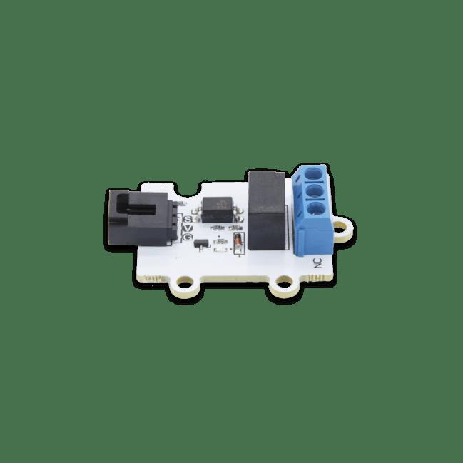 A product image for Module de relais 3 V à relais 1 canal PI Supply pour micro:bit