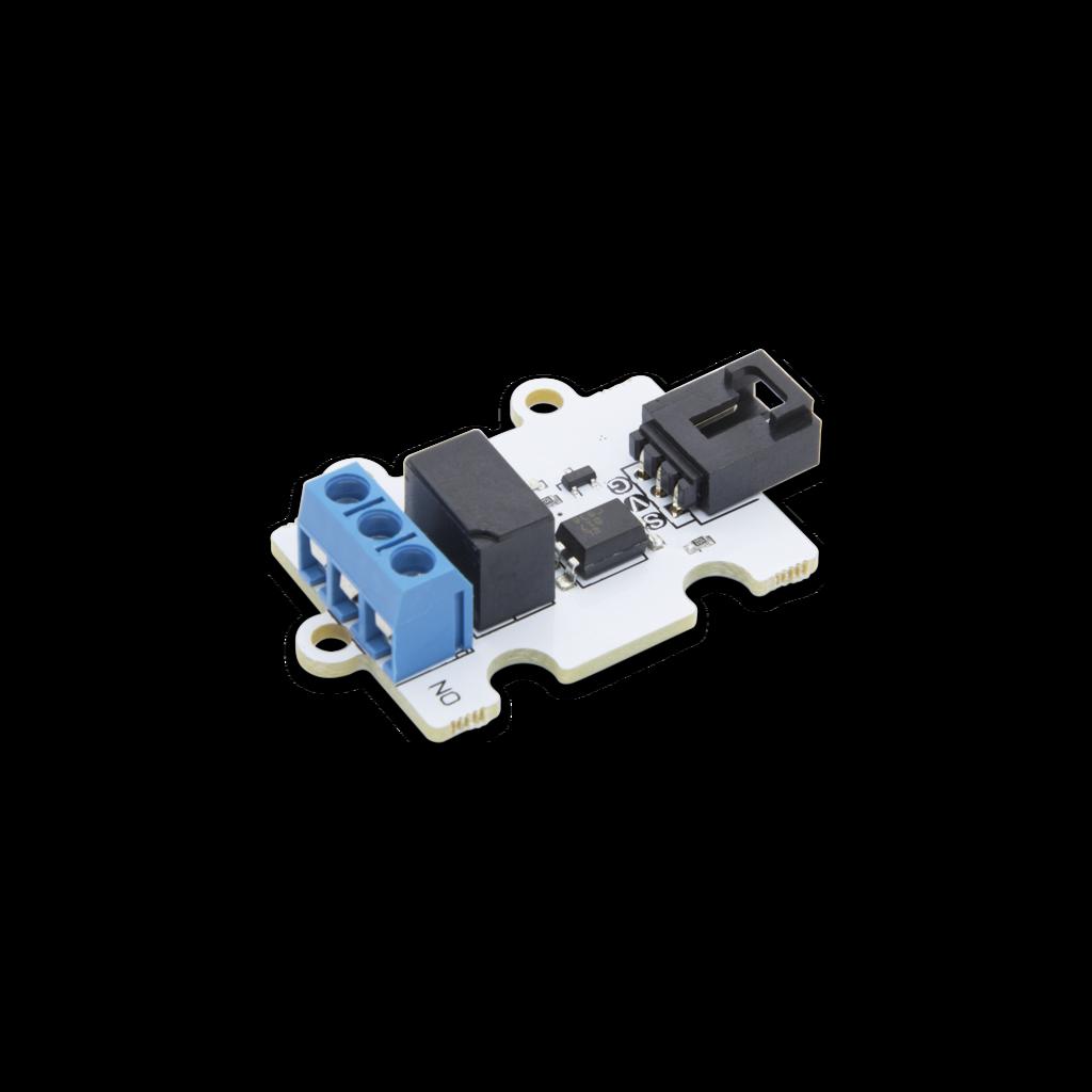Module de relais 3 V à relais 1 canal PI Supply pour micro:bit