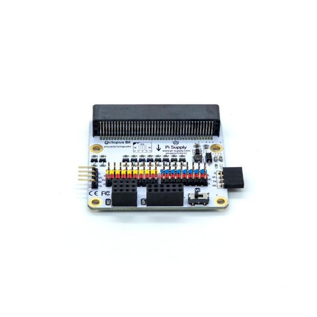 A product image for Carte de dérivation PI Supply pour micro:bit