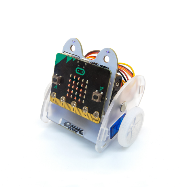 A product image for PI Supply Bit : voiture Buggy (sans micro:bit)