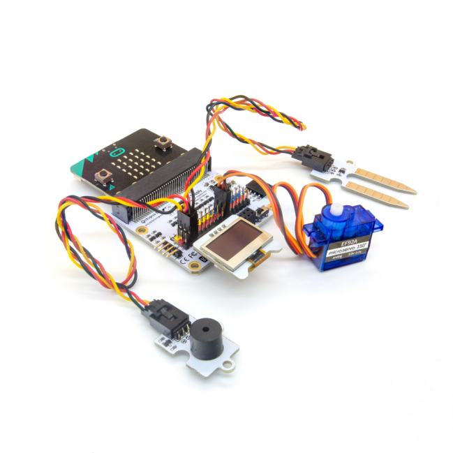 A product image for Kit de micro-Tinker PI Supply (sans micro:bit)