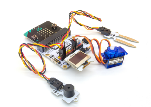 Kit de micro-Tinker PI Supply (sans micro:bit)