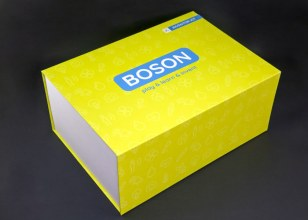 Kit d'inventeur BOSON de robot DF pour micro:bit