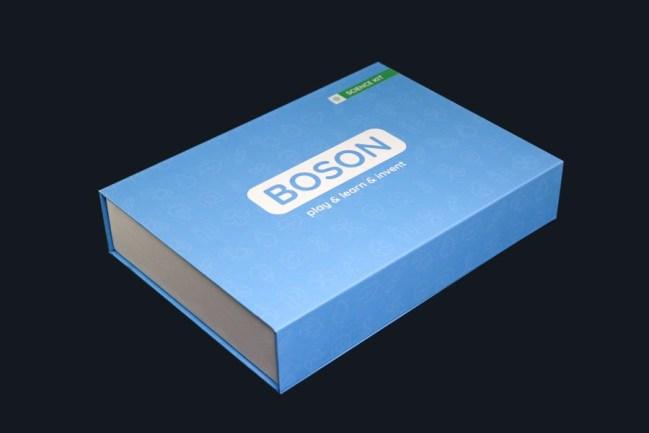 A product image for Kit scientifique BOSON de robot DF pour micro : bit