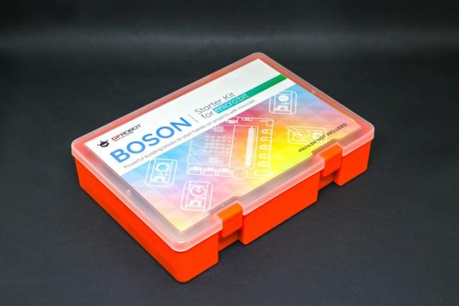 A product image for Kit de démarrage BOSON de DF Robot pour micro:bit