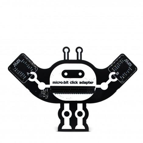 A product image for Adaptateur MikroElektronika micro:bit Click