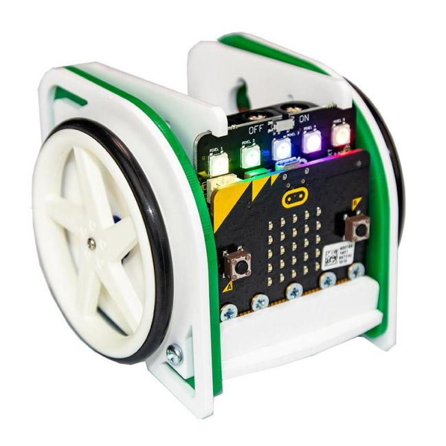A product image for Kitronik :MOVE mini MK2 buggy kit (excl micro:bit)