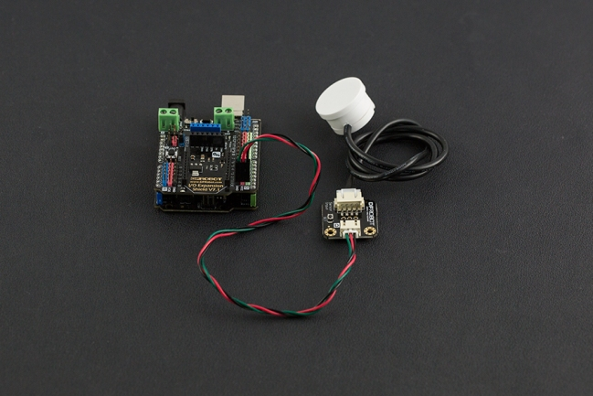 A product image for Gravity: Non-contact Digital Water / Liquid Level Sensor For Arduino