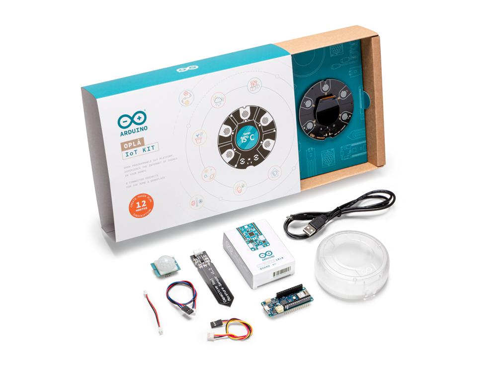 Arduino OPLA IoT Starter Kit