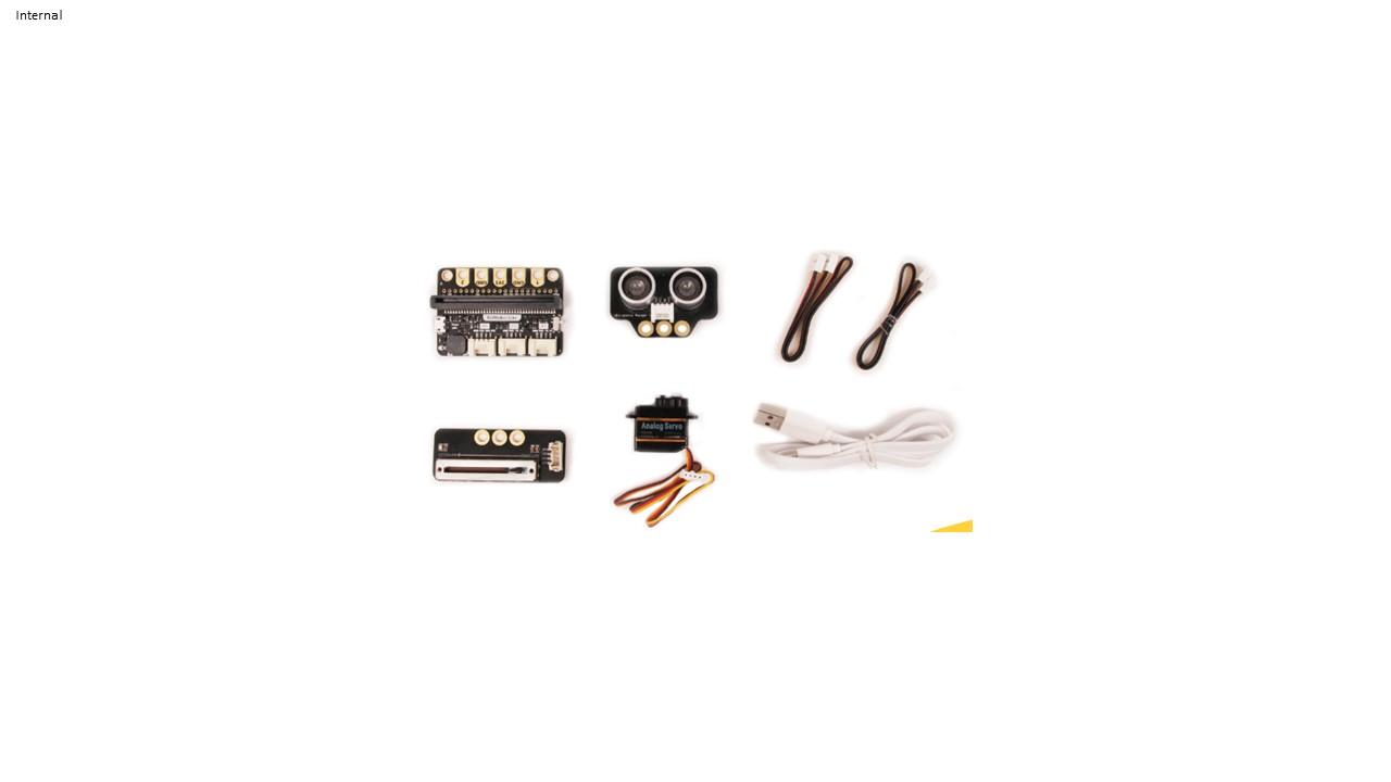 BitStarter Kit - Grove extension kit for micro:bit