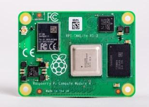 Raspberry Pi Compute Module 4 with WiFi 1GB RAM Lite