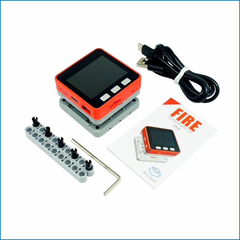 M5Stack FIRE IoT Development Kit (PSRAM 2.0)