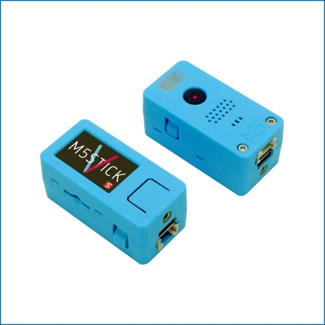 A product image for M5StickV K210 AI Camera (without wifi)