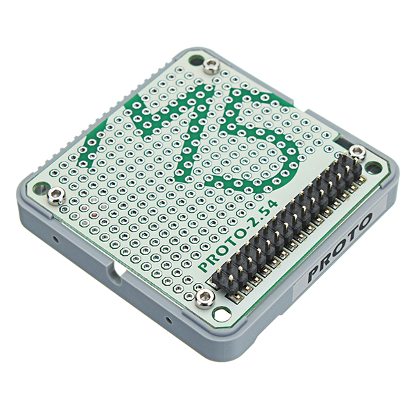 A product image for Proto Module with Extension & Bus Socket
