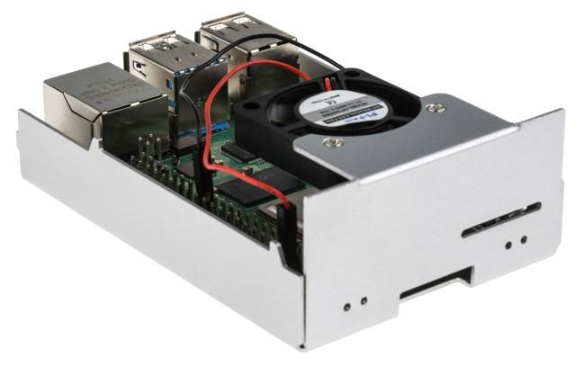A product image for Okdo Raspberry Pi 4 8Go Modèle B Starter Kit
