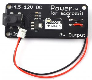 A product image for Power for micro:bit