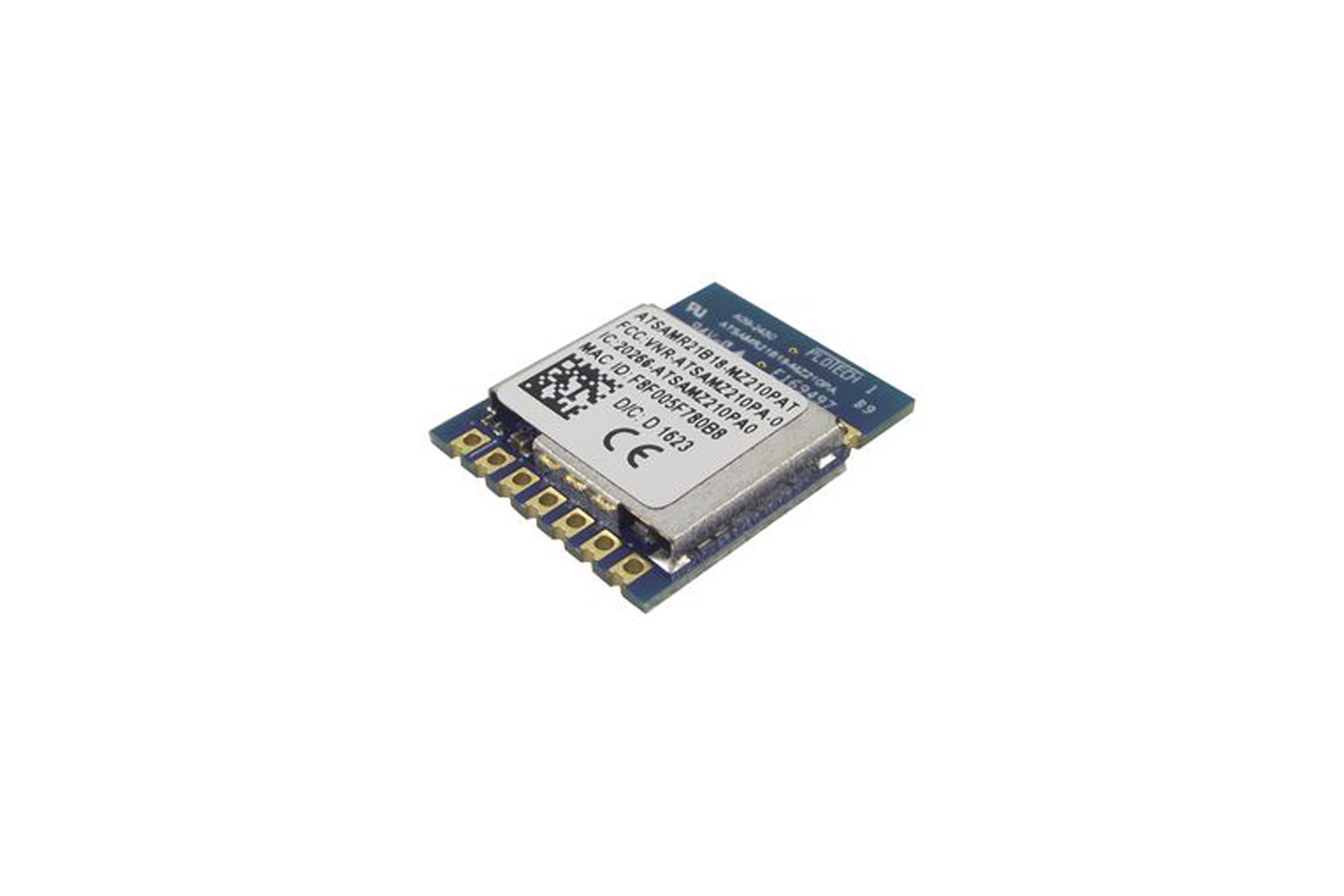 SmartConnect ATSAMR21B18-MZ210PA