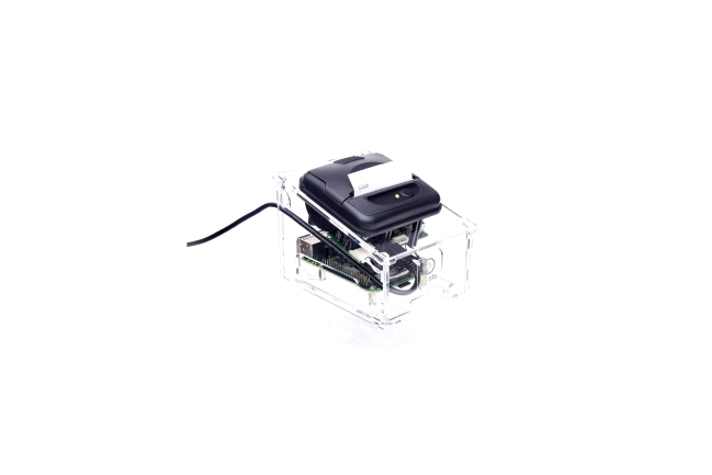 A product image for Stampante termica Pipsta per RaspberryPi