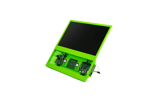 A product image for Pi-Top CEED Pro, Verde