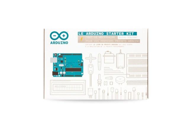 A product image for Arduino Kit per principianti Francia