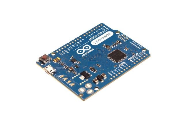A product image for Arduino Leonardo