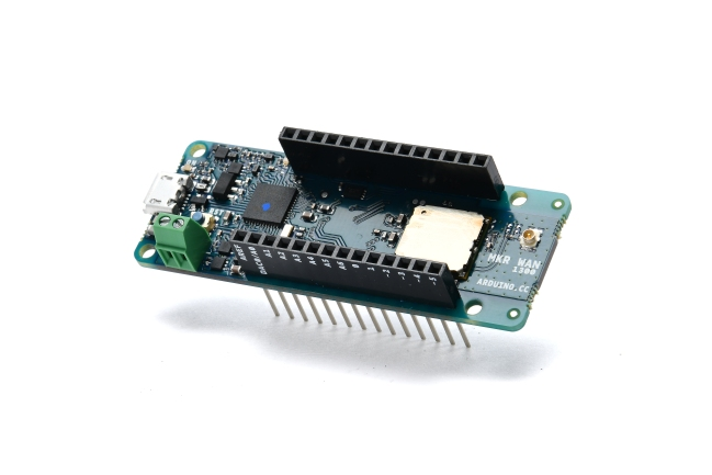 A product image for Arduino MKR WAN 1300 con LoRa