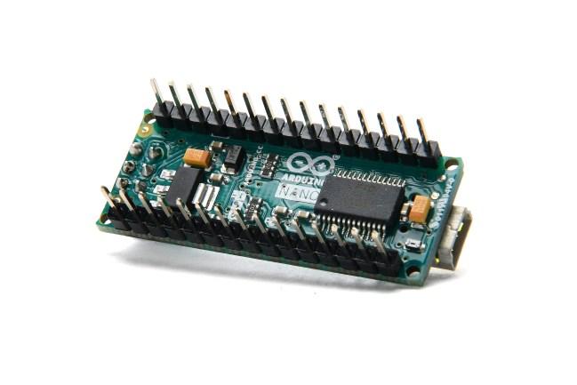 A product image for Arduino Nano 3.0 Scheda con ATmega328