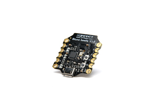 A product image for Arduino indossabile Bluno Beetle con BLE