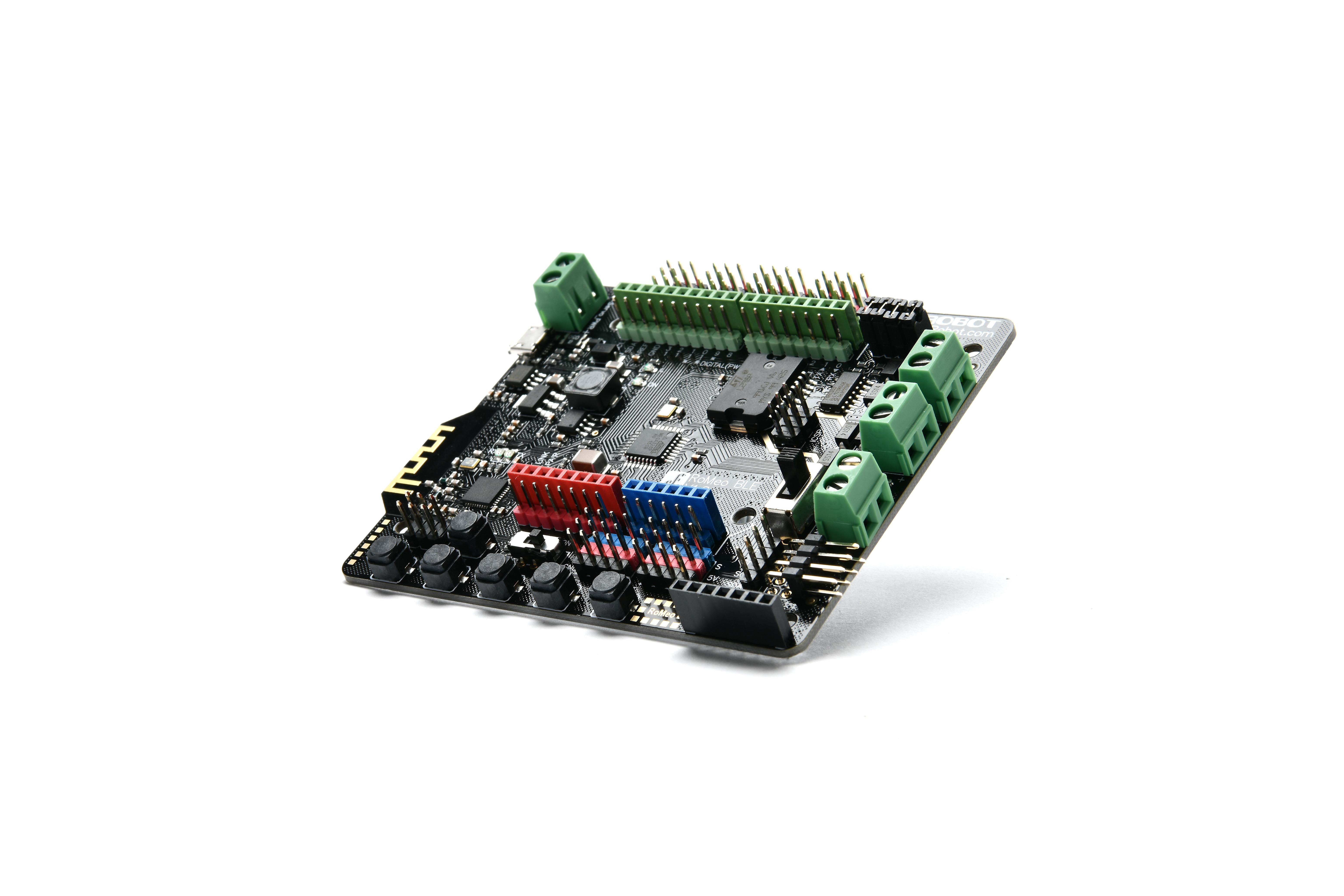 Scheda di azionamento motore Romeo BLE Arduino