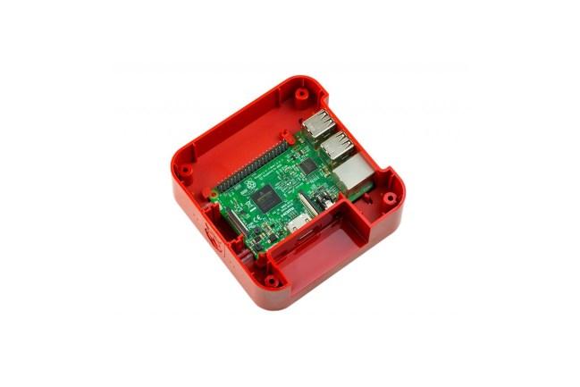 A product image for Quattro Case con Vesa – Rosso