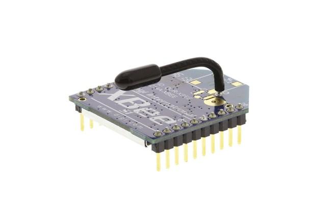 A product image for XBee Modulo RF con antenna a stilo 1mW
