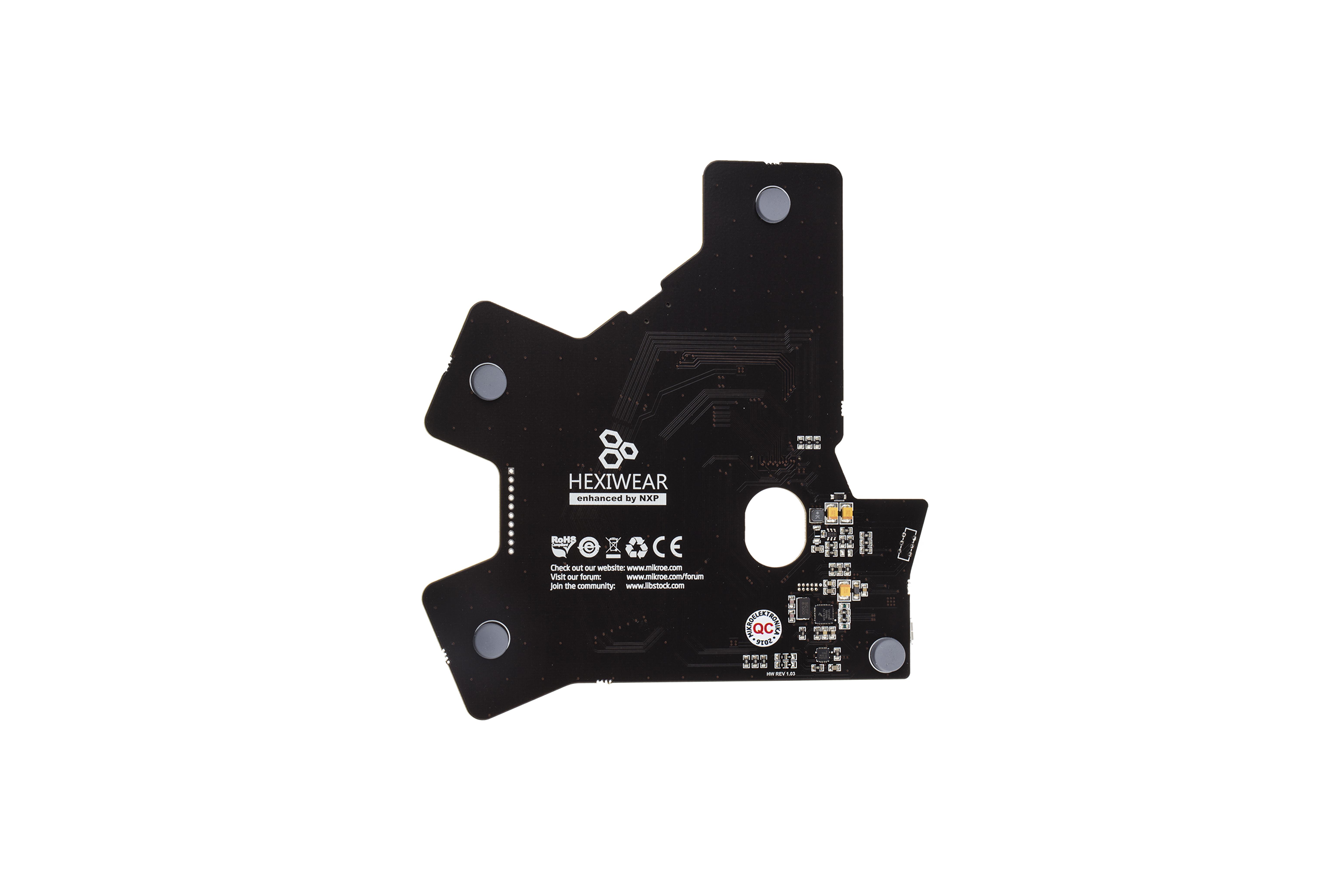 Kit di sviluppoDocking Station HexiWear IoT