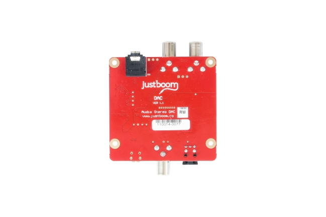 A product image for SCHEDA AGGIUNTIVA JUSTBOOM DAC