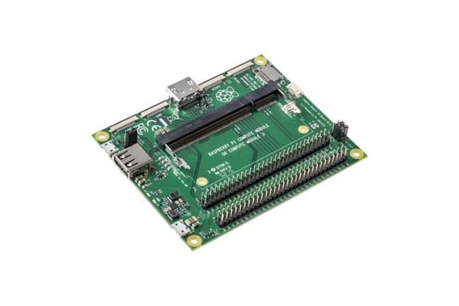 A product image for Raspberry Pi Modulo di elaborazione I/O