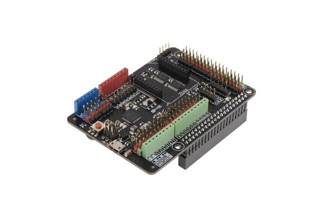 A product image for Scudo Arduino per Raspberry PiB+/2B/3B