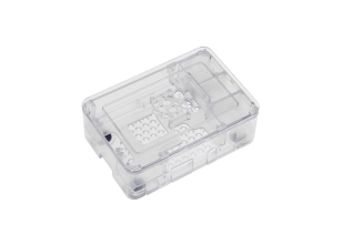 Raspberry Pi 3 Case esterno, Trasparente