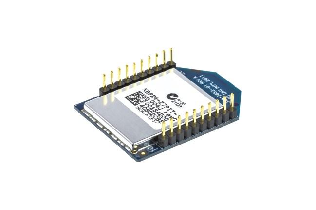 A product image for XBEE-PRO BANDA LARGAMOD. ZIGBEE, ANT PCB