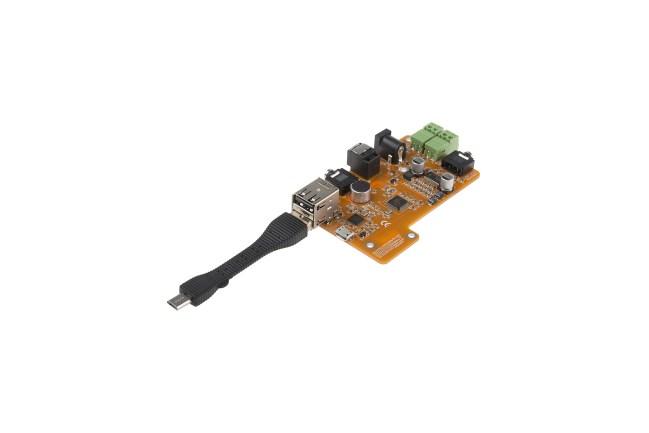 A product image for Scheda di espansione stereo PIFI – Pi
